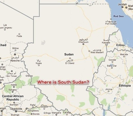 Petition · South Sudan is an Independent Nation; include it on the ...