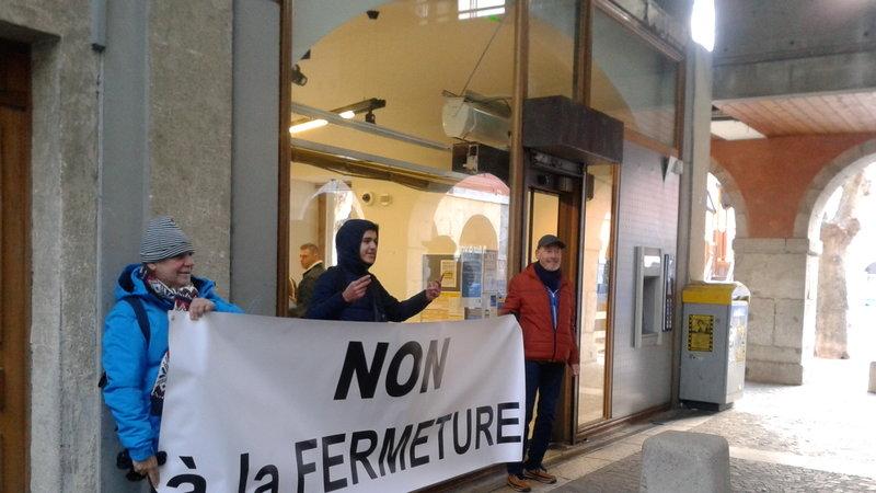 Petition Update Oui Au Maintien Des Bureaux De Poste De Bassens Du Biollay Bissy Combes Et Curial Change Org