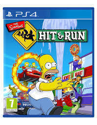 The Simpsons Road Rage Vs Hit And Run