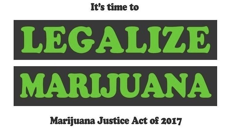 Image result for Marijuana Justice ACt
