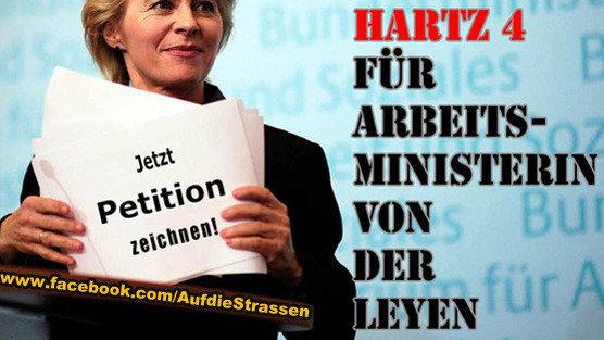 Petition Hartz 4