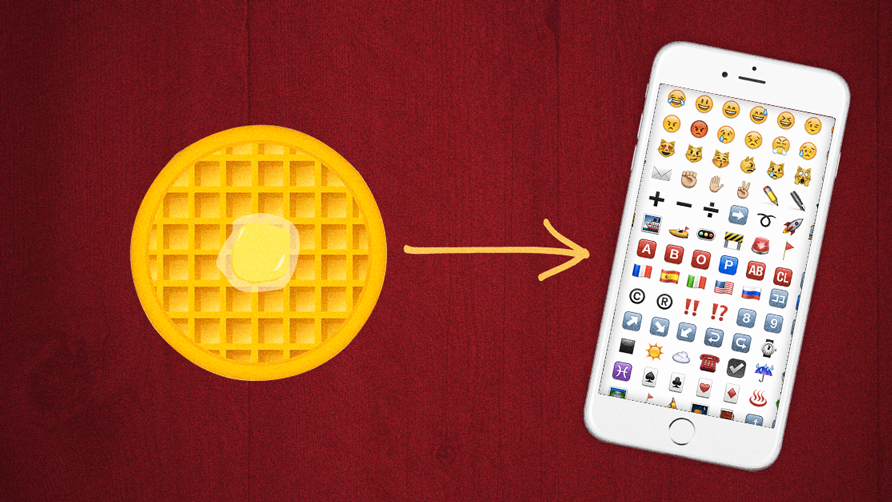Petition 183 Apple Add A Waffle Emoji 183 Change Org