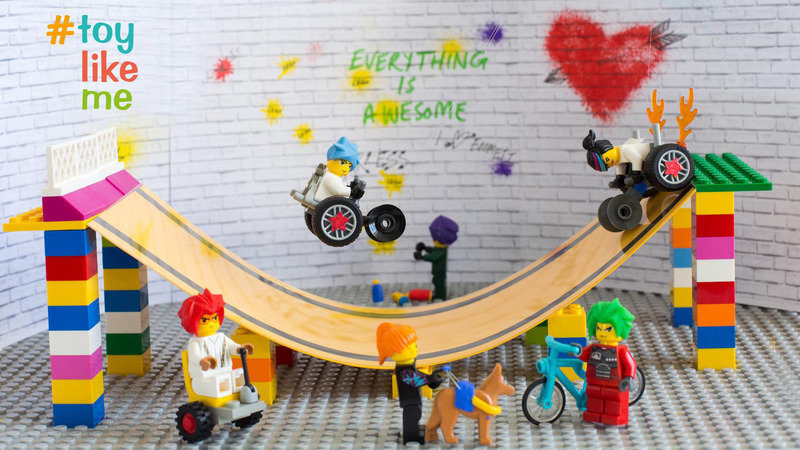 Petition Lego Please Positively Represent Disability In Your Toys