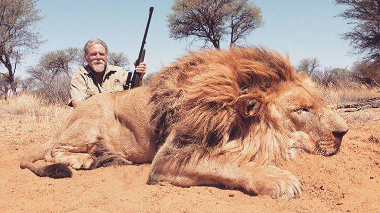 Image of: Kendall Jones Stop Hunting Endangered And Threatened Animals For Profit In Africa Changeorg Petition Nature And Cultural International Stop Hunting
