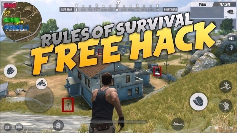 rules of survival pc diamond hack