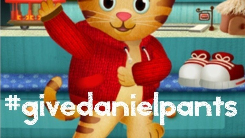 Petition · Put Pants on Daniel Tiger and his Dad · Change.org