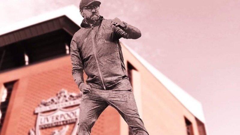 Klopp Statue