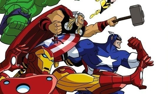 Petition · Revive Avengers: Earth's Mightiest Heroes on Disney+