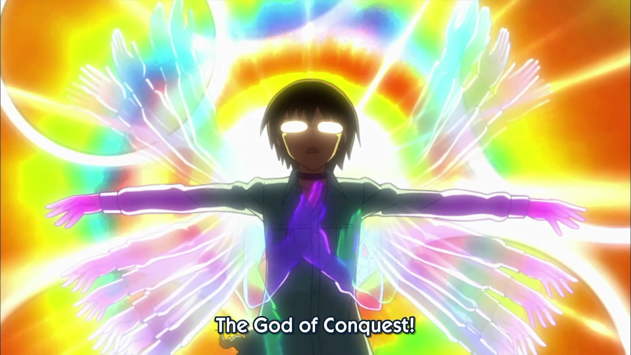 Petition The World God Only Knows Season 4 Change Org