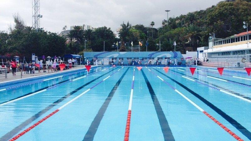 Petici n club natacion las palmas arreglar for Arreglar piscina
