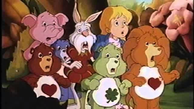 Petition nelvana a region 1 dvd and blu ray release for the care nelvana and american greetings a region 1 dvd release for the care bears adventure in wonderland m4hsunfo