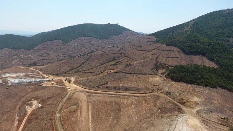 kaz dağları orman katliamı ile ilgili görsel sonucu