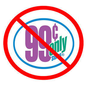 Petition 99 Cent Only Store Discontinue Plans To Locate