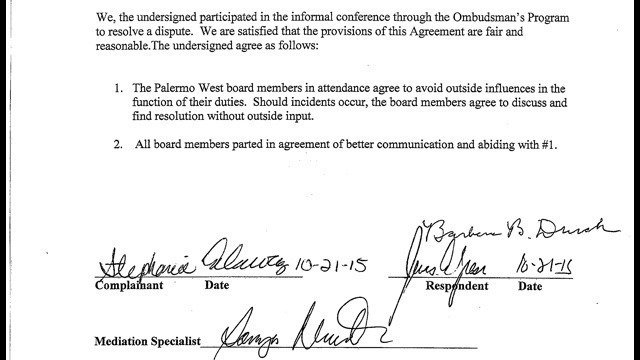 Petition Palermo West Hoa Board Members Keep Shelter Management