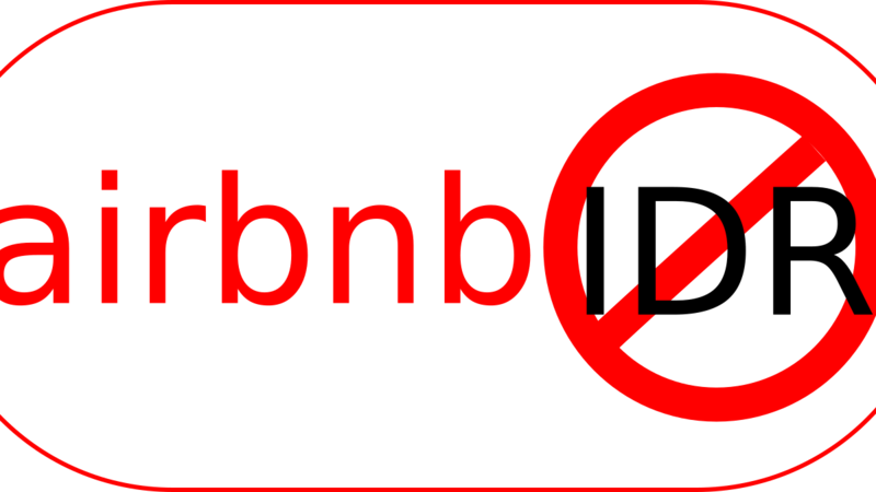 Petition · Airbnb, put back IDR (Indonesian Rupiah) in the