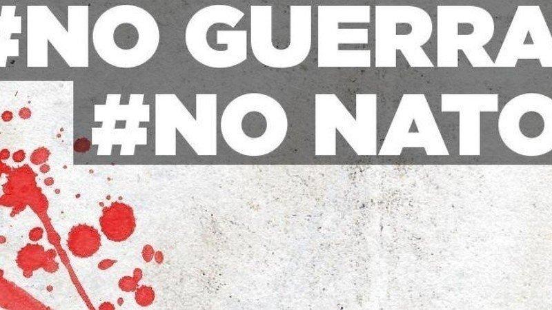 Risultato immagini per Marco Palombo -  No Guerra No NATO