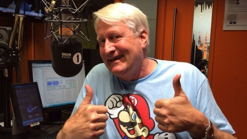 Petition · Nintendo: Charles Martinet To Become A Mystery Mushroom