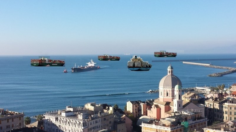 Piano Regolatore Portuale: Fermiamo Lu0027avanzamento Del Porto Di Genova  Davanti A Pegli