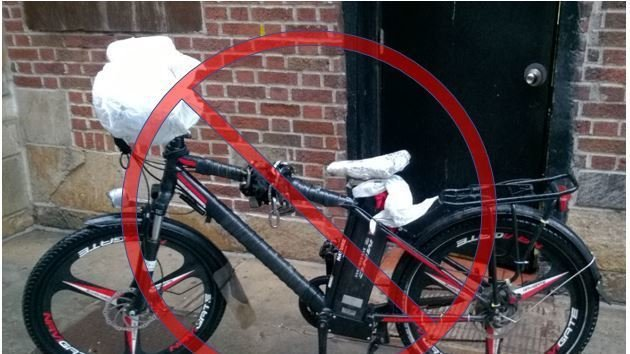 Petition · Expand Enforcement of NYC Laws that prohibit use