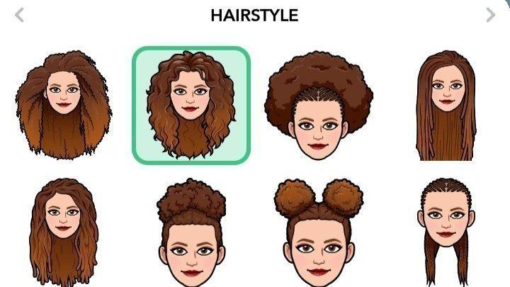 Petition · Create more curly hair options on Bitmoji