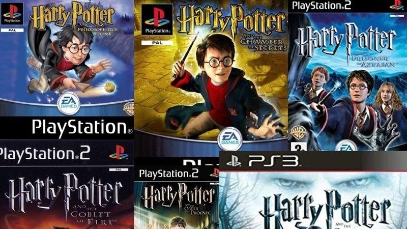 Petition Warner Brothers Remake Harry Potter 1 7 Videogames Change Org