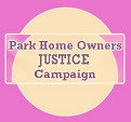 TO TAKE IMMEDIATE ACTION STOP THE LEGAL 10 THEFT OF PENSIONERS EQUITY WHEN THEY SELL THEIR PARK HOMES