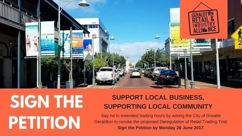 Petition  Support Local Business Supporting Local Community