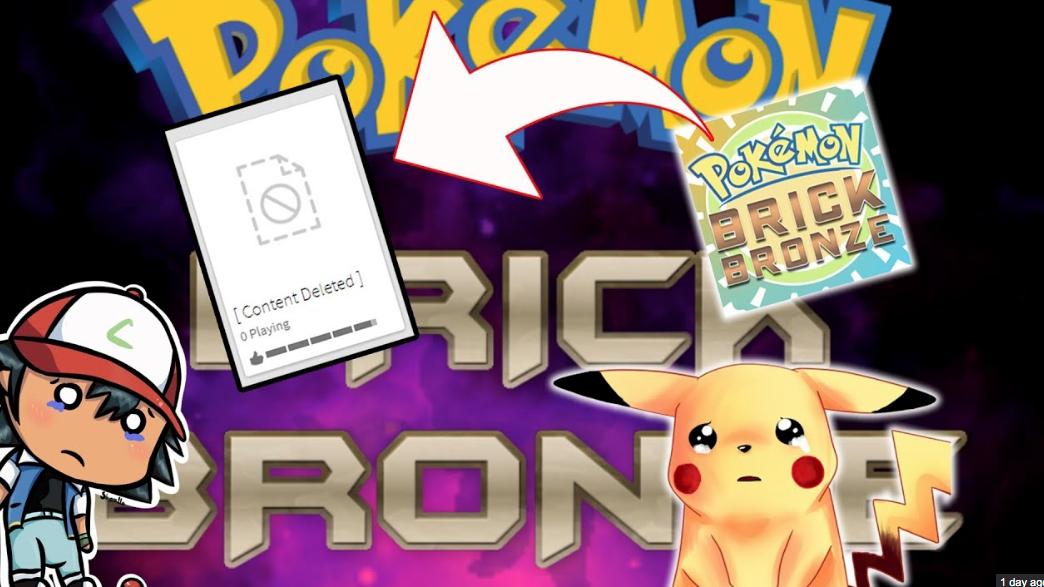 Petition · Bring Pokemon Brick Bronze Back · Change.org