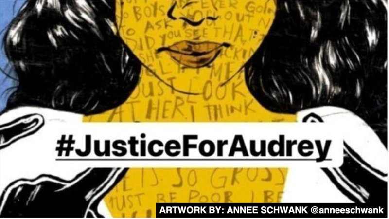 Petisi Justice For Audrey