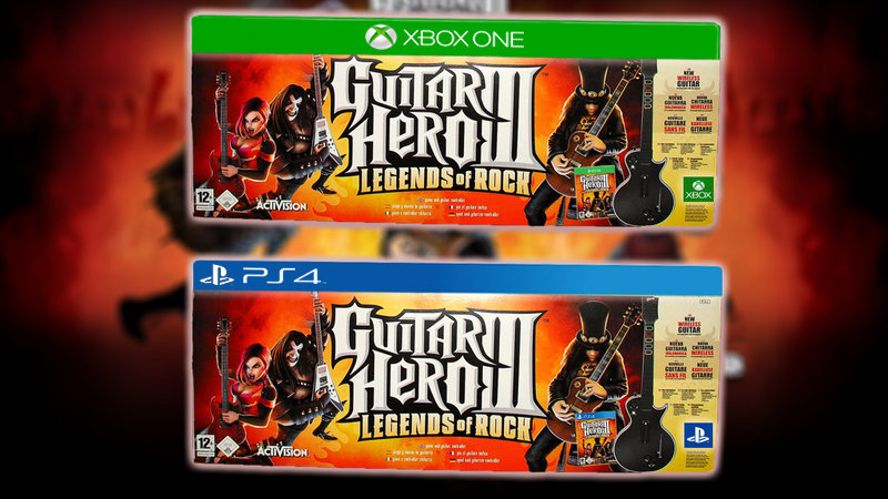 Best Xbox Controller >> Petition · Activision: Release Guitar Hero 3 Legends Of ...