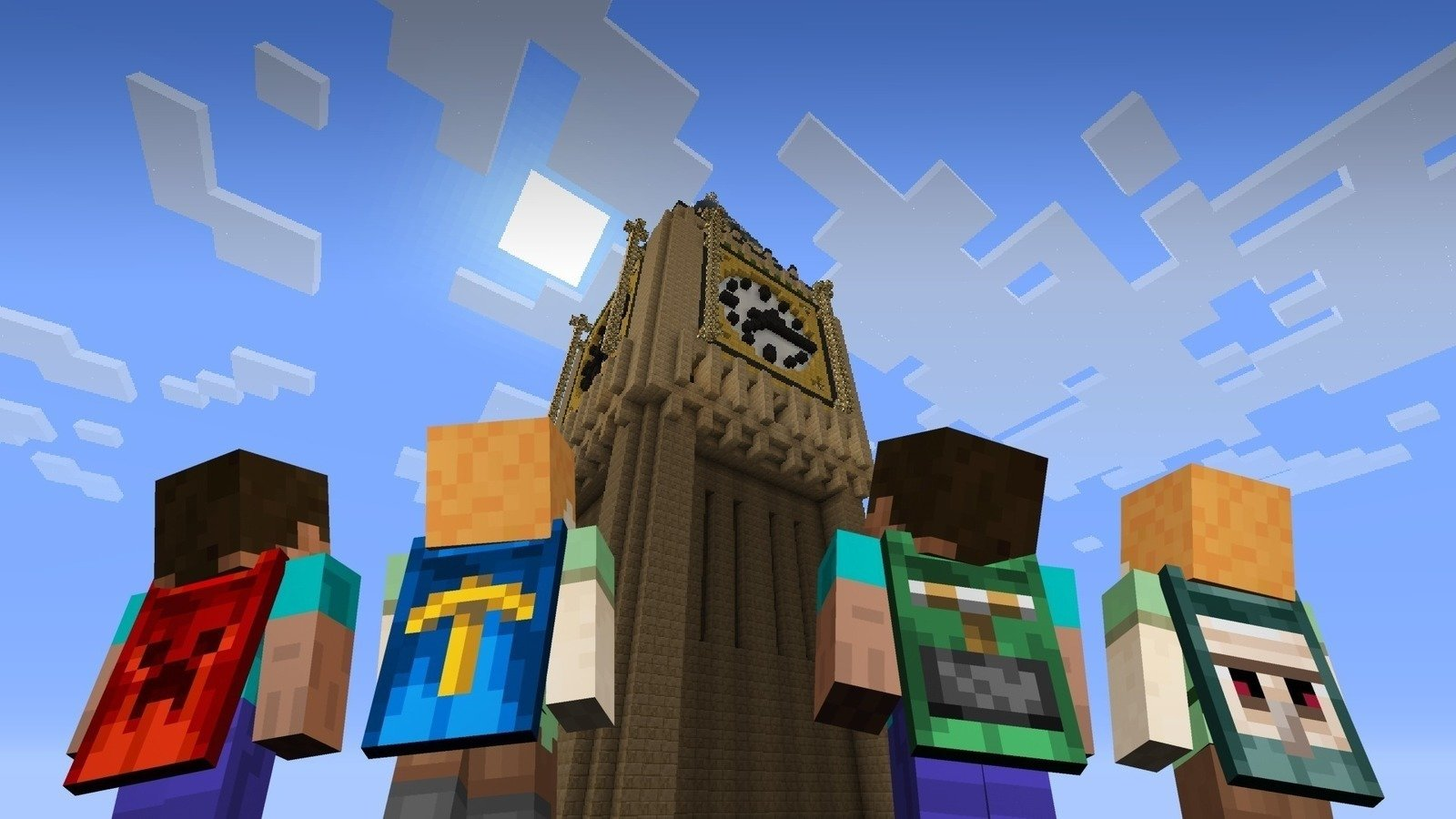 Petition Mojang Microsoft Give Us The Right To Our Capes Change Org