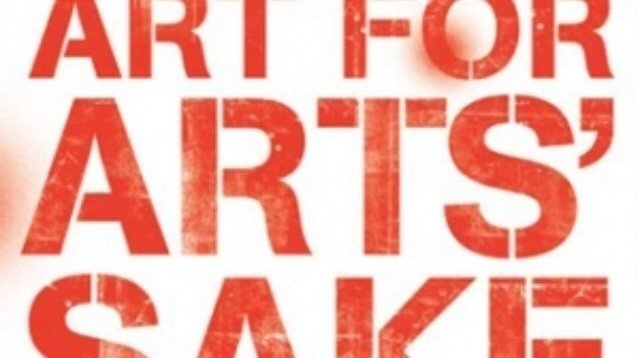 art for arts sake analysis Book your stay for the cac's art for arts' sake at hotel new orleans downtown, transitioning to le méridien new orleans this winter, and receive 15% off friday and saturday nights based on availability.