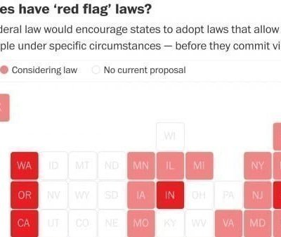 """Petition · Richard Burr: Pass Federal """"Red Flag Law"""" to"""