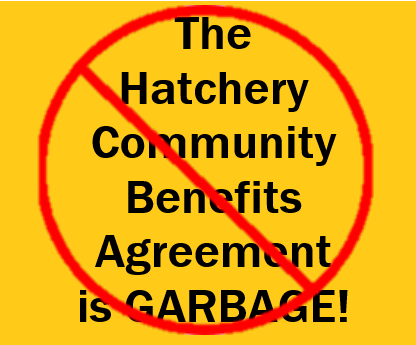 Petition The Hatchery Chicago Treachery At The Hatchery A New