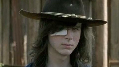 Who is carl from the walking dead dating. Dating for one night.