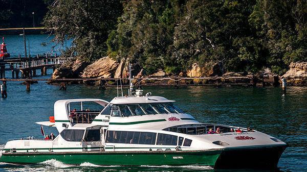 Bondi beach ferry