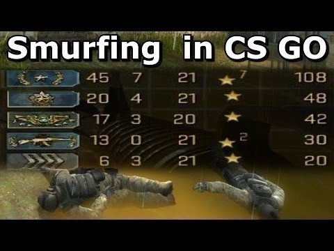 Petition · Removal of Smurfing in CS:GO · Change org