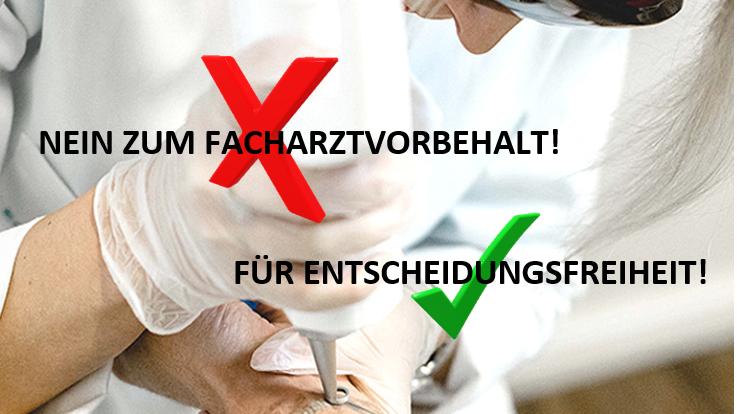 Petition · Dr. Joachim Lohse: Drohendes Berufsverbot bei ...