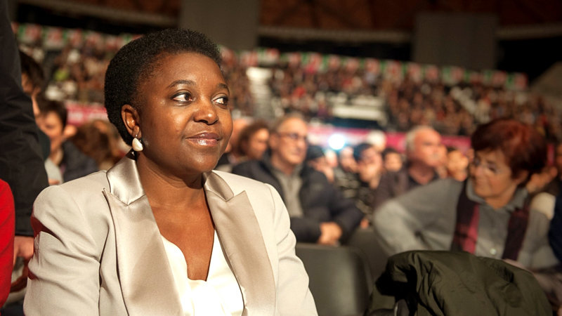Council of the European Union: Support Cécile Kyenge MEP who is being sued by the Northern League for calling it racist