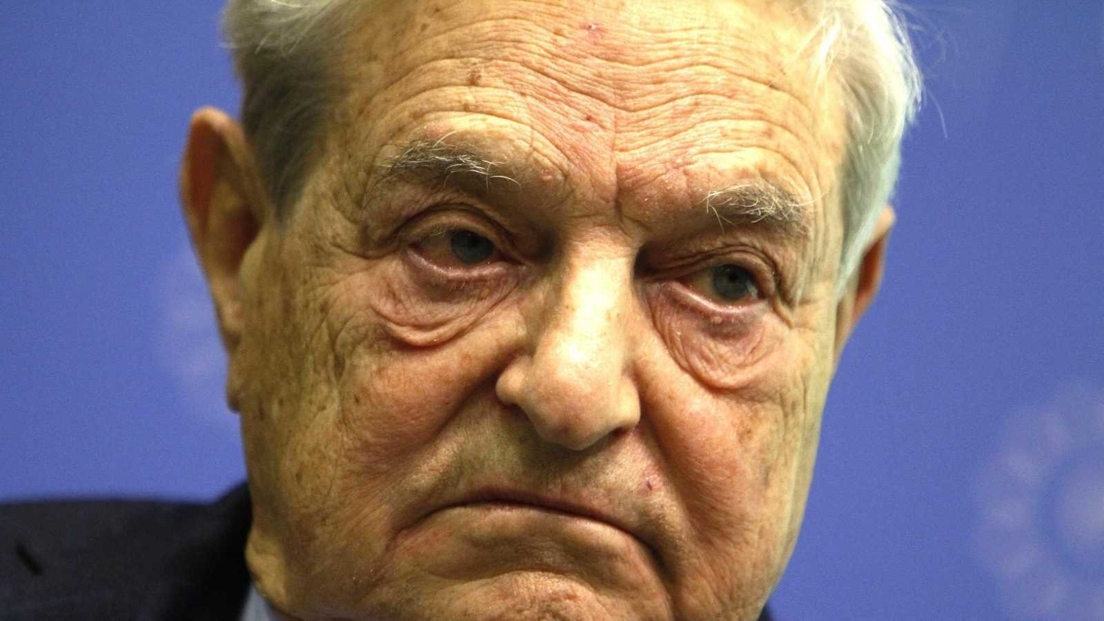 Petition · PRESIDENT DONALD J TRUMP: BAN GEORGE SOROS FROM ...