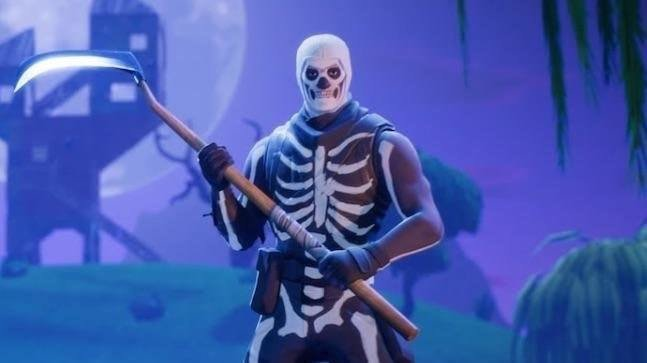 petition epic games skull trooper and ghoul trooper scythe
