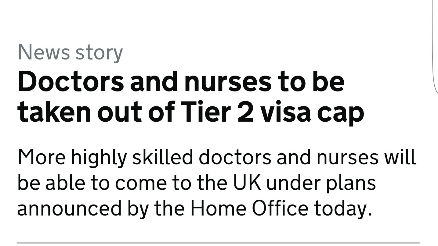 Petition update · NHS surgeon forced back to Nigeria, unable to ...