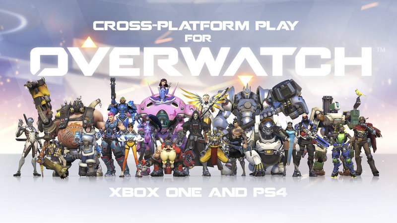 Petition · Microsoft: Make Overwatch Cross-Platform