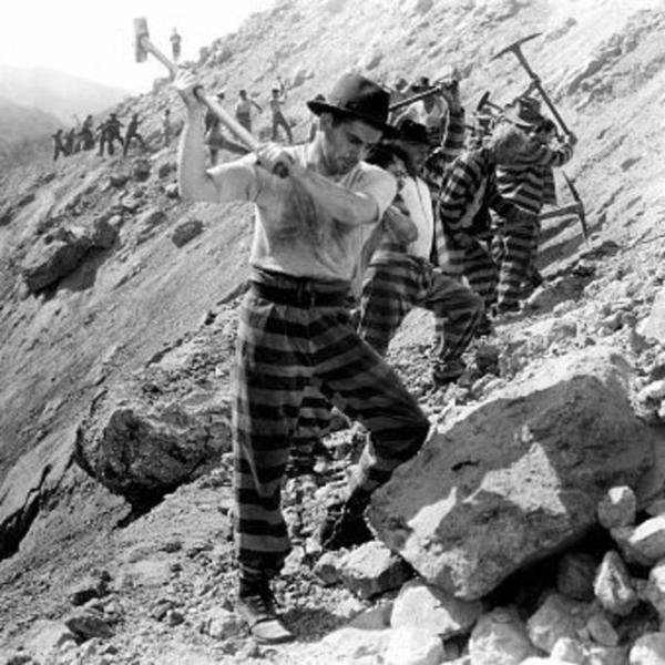 Image result for donald trump chain gang