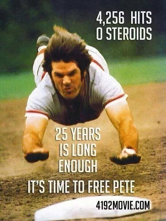 pete rose should be in the hall of fame essay