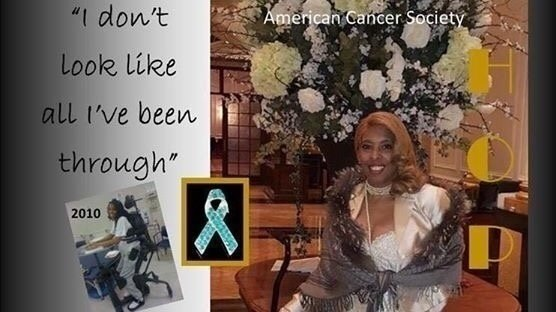 Topic · Cervical cancer · Change org