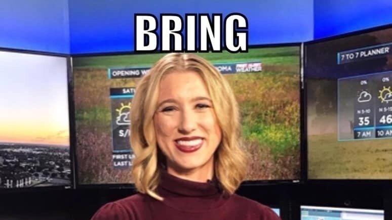 Channel 7 news lawton ok | Mandy Bailey, KSWO meteorologist