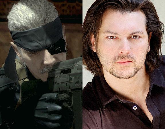 Petition · Hideo Kojima and Konami Bring back David Hayter in MGSV