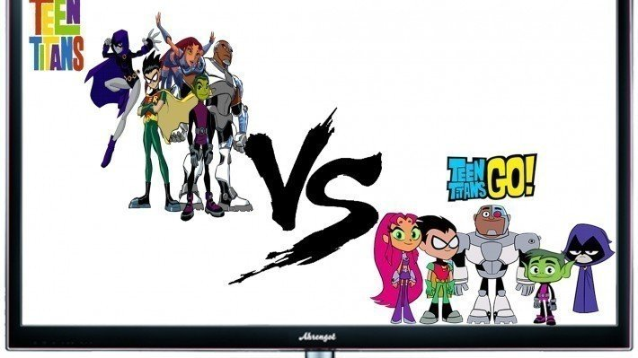 Petition · Cartoon Network: Let's bring back Teen Titans