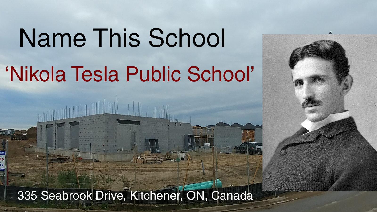 Petition · Waterloo Region District School Board - Name Selection ...